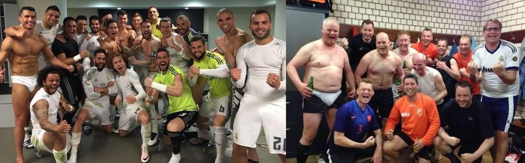 Real Madrid je opäť celému svetu na posmech