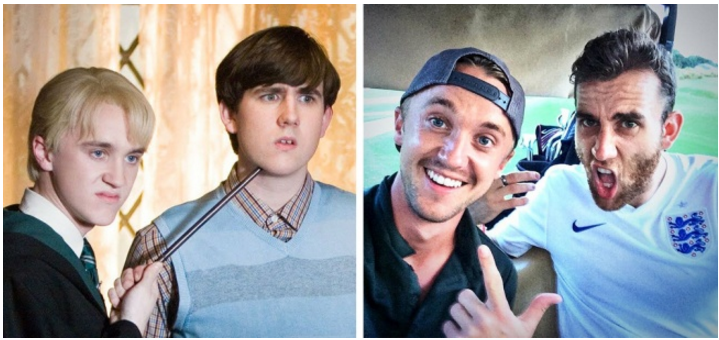 Ako vyzerali známi herci počas natáčania filmu či seriálu a po niekoľkých rokoch. Zmenili sa veľmi?