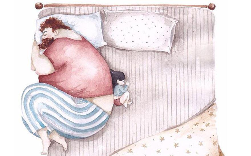 Srdcervúce obrázky, ktoré ukazujú lásku medzi dcérami a ich otcami