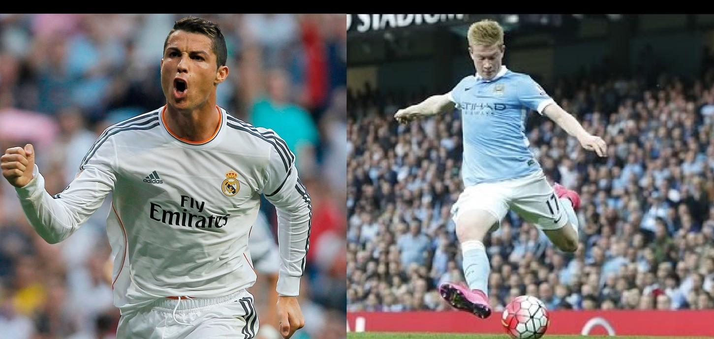 Ronaldo a De Bruyne poslali svoje tímy do semifinále Ligy majstrov