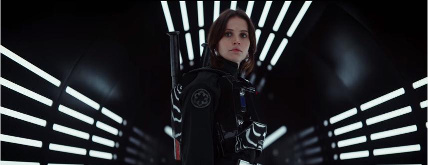 Rogue One: A Star Wars Story prichádza s prvým trailerom #1