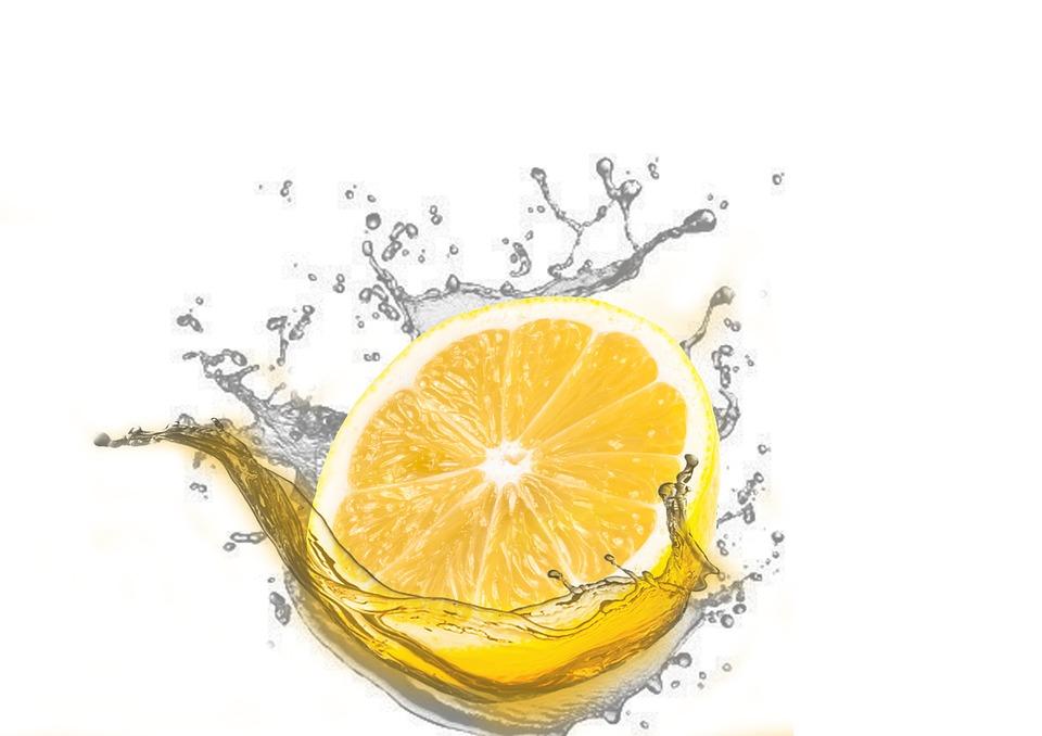 Voda s citrónom? 1000-krát ÁNO!
