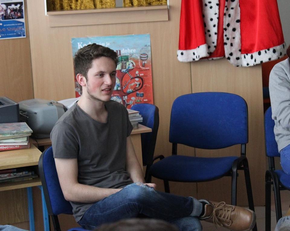 Jakub Dančo: Dobrovoľníctvom stúpne vaša hodnota