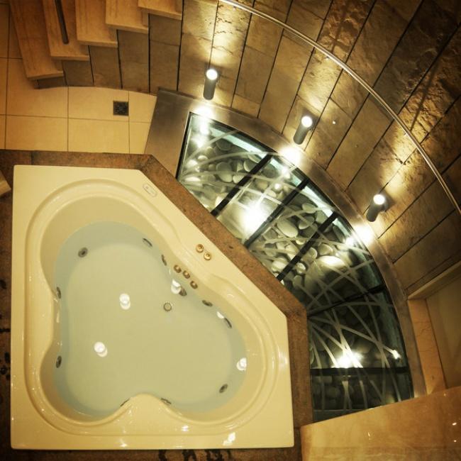 Aj kúpeľňa môže oplývať luxusom! Nasledujúce vane vás o tom presvedčia