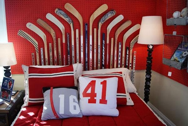 Originálne záhlavia posteli vás dostanú! Sú kreatívne a zároveň jednoduché