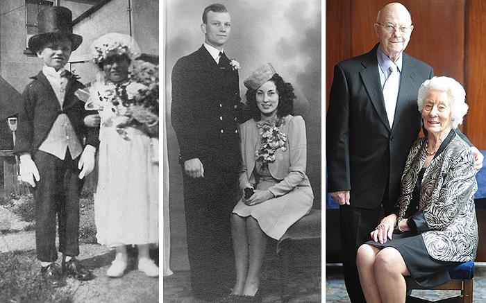 Zaľúbené pohľady aj po niekoľkých rokoch. Nasledujúce fotky vás presvedčia, že pravá láska existuje!