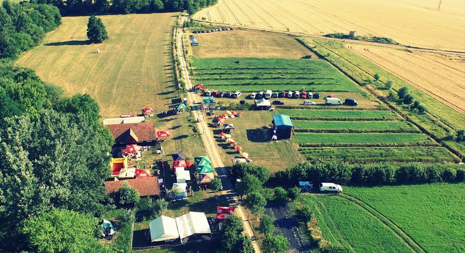 Na farme Mašekov Mlyn pri meste Vráble sa bude konať  už 4. ročník Festivalu Familiar!