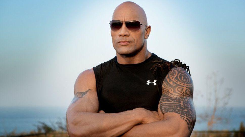 Si taký dobrý, ako dobrý je tvoj kaskadér! Pozri sa, kto robí kaskadéra samotnému The Rockovi!