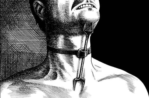 Najbrutálnejšie techniky mučenia, ktoré boli používané v histórii #1