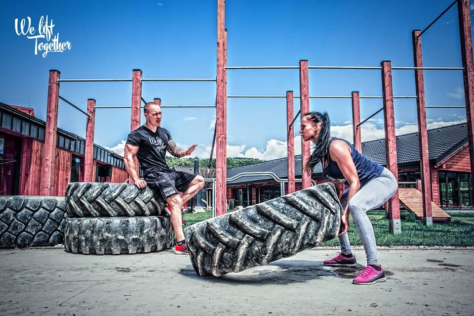 Rozhovor s fitness dvojicou We lift together: Čo ich motivuje a ktorý z nich má hlavné slovo?