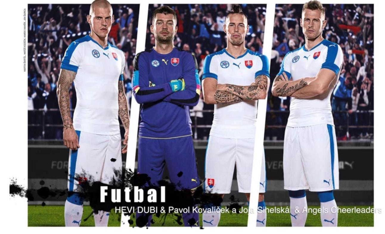 Aj keď Slováci na EURE 2016 končia, táto futbalová skladba nám bude pripomínať ich úspech!