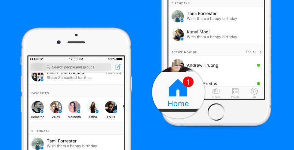 Facebook Messenger prichádza v novom šate. Toto ho čaká!