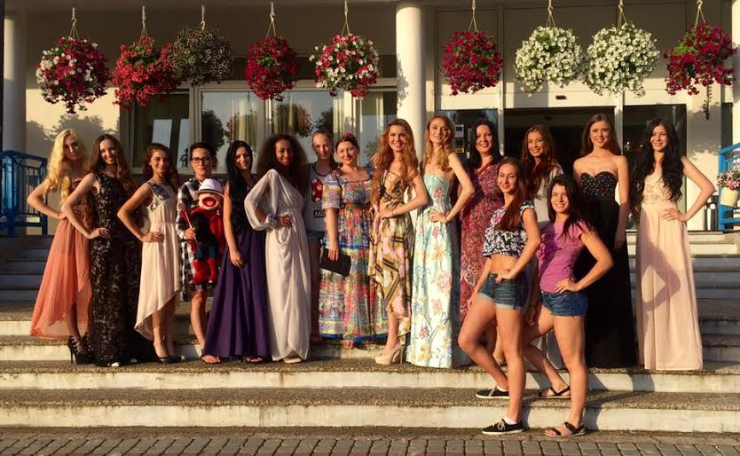 Uži si letnú pohodu s desiatimi finalistkami Miss Domaša 2016