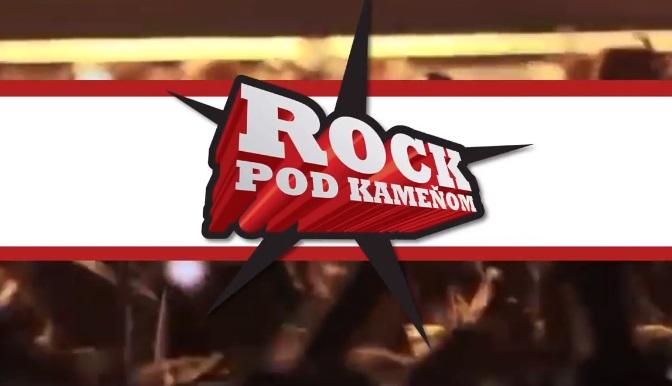 Rock pod kameňom 2016 predstavuje svoj oficiálny TV SPOT