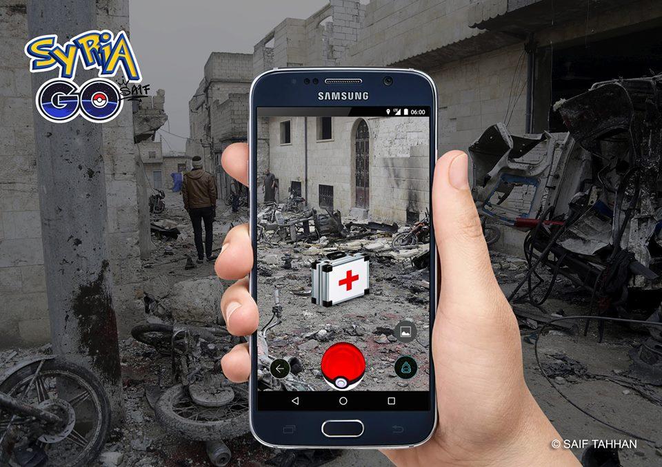 Sýria Go ťa prinúti porozmýšľať nad životom viac a ešte emotívnejšie…