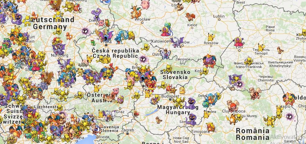 Hráš Pokemon Go? Ukážeme ti niečo, čo ti napovie, kde nájdeš vzácnych pokémonov!