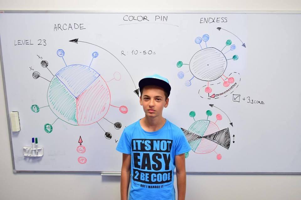 12 ročný chlapec z východného Slovenska dobyl slovenský a český trh!