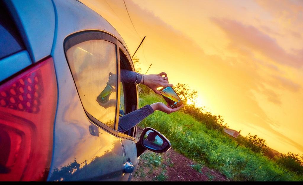 Samotárski svetobežníci a krásy cestovania sólo