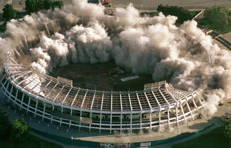 Desivé fotografie ti ukážu, čo sa stalo s olympijskými športoviskami po skončení hier