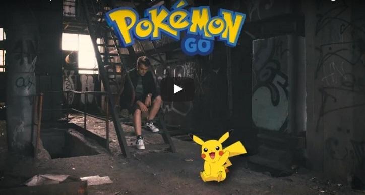 A je to tu! V Česku vznikol prvý song k obľúbenej hre POKÉMON GO.
