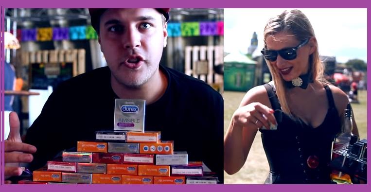 Nosia pri sebe dievčatá kondómy? Odpoveď je vcelku jednoznačná!