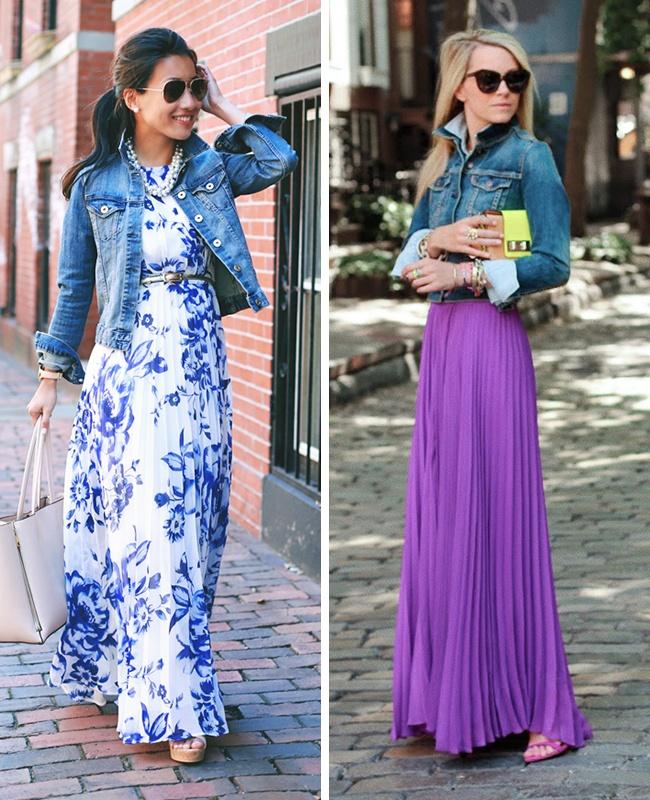 Viete, ako nosiť maxi dlhé šaty? Máme pre vás 9 užitočných tipov