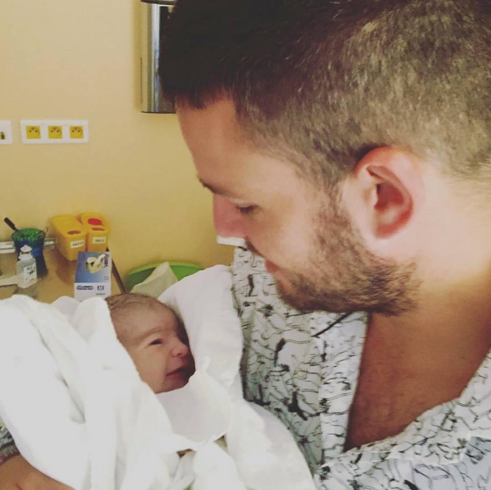 Raper Ego druhýkrát otcom, narodila sa mu malá princezná Sofia Dobromila!