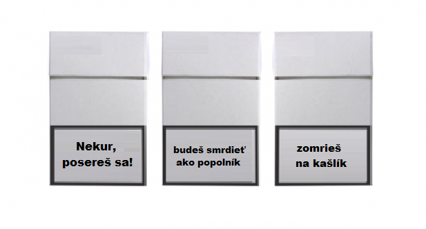 Toto ťa pobaví! Čo by naozaj malo písať na cigaretách, aby ľudia prestali fajčiť?