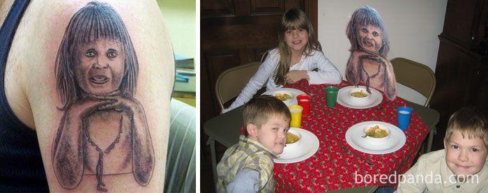 Keď nepodarené tetovania ožijú: Mohli by byť aj námetom na hororový film