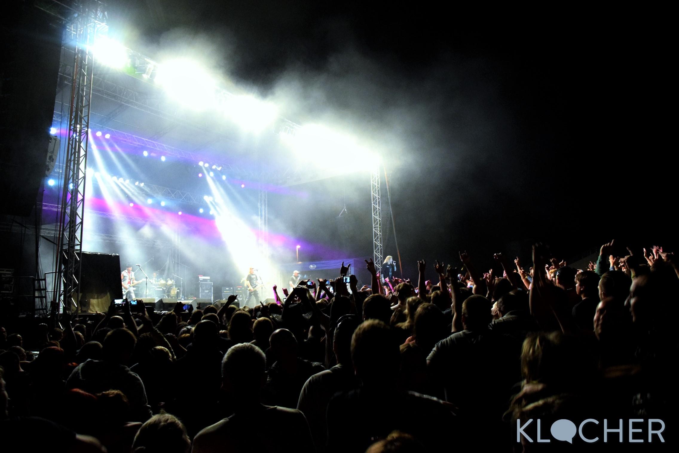 Rock pod kameňom priniesol nezabudnuteľný zážitok nielen rockovým fanúšikom!