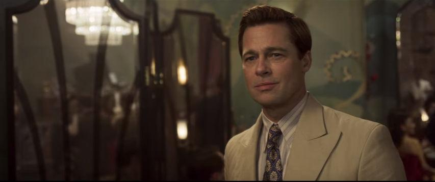 Brad Pitt ako tajný agent počas 2. svetovej vojny/Spojenci (2016) #trailer 1