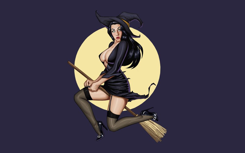 Prečo bosorky, strigy a čarodejnice lietali na metlách? Dôvod je perverznejší, ako by si čakal