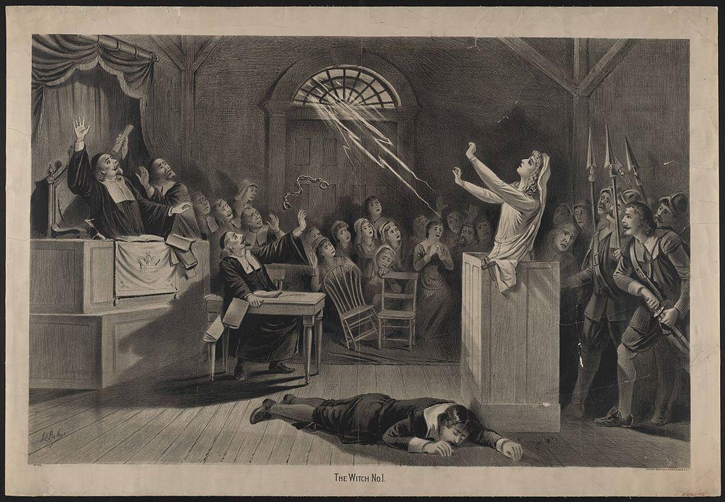 V minulosti mohli byť čarodejnice už aj teenagerky
