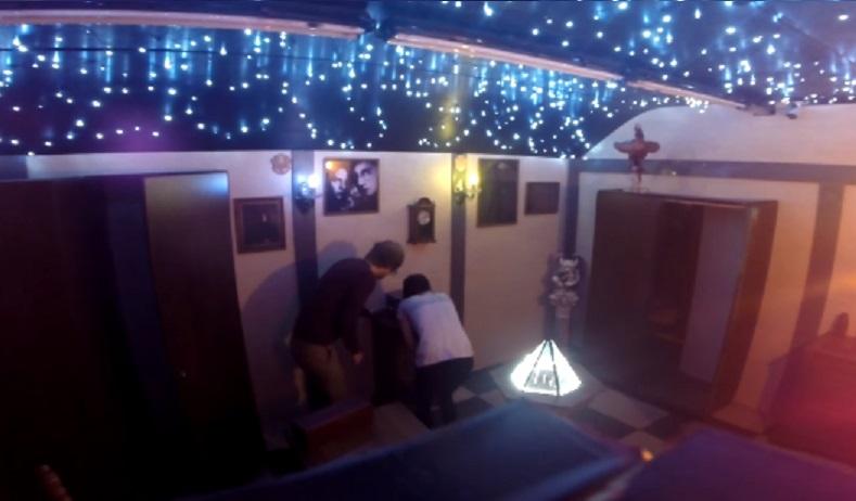 V Slovenskej izbe Harryho Pottera zažil pár najromantickejšie chvíle svojho života. Všetkým padla sánka!