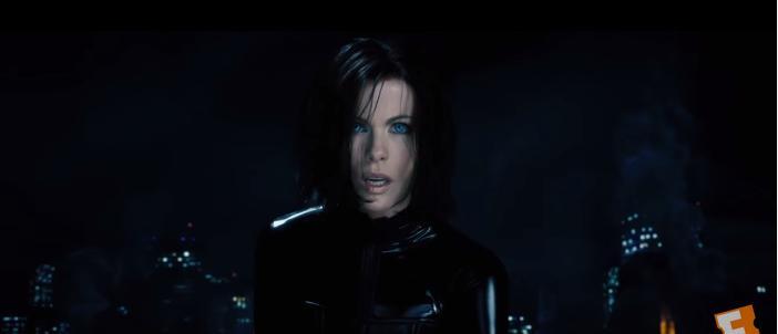 Sexy Kate Beckinsale opäť v latexe/Underworld 5 (2017) Trailer #1