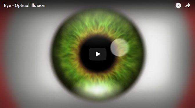 Chceš zažiť krátkodobú halucináciu? Pusti si toto video
