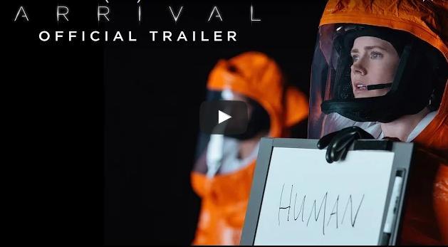 V novembri zažijeme mimozemskú inváziu/Arrival (2016) Trailer #1