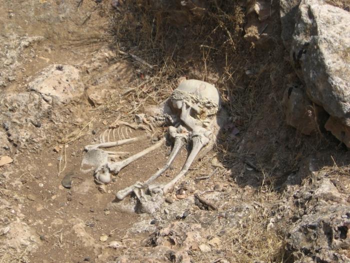 Vo východnom Srbsku vykopali rímsky hrob s kliatbami