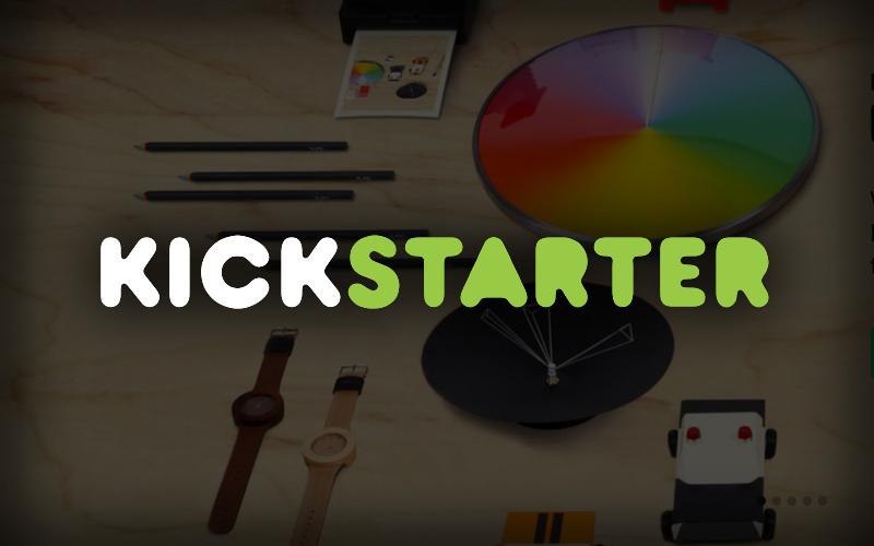 3 najlepšie projekty, ktoré sa oplatí podporiť na kickstarteri