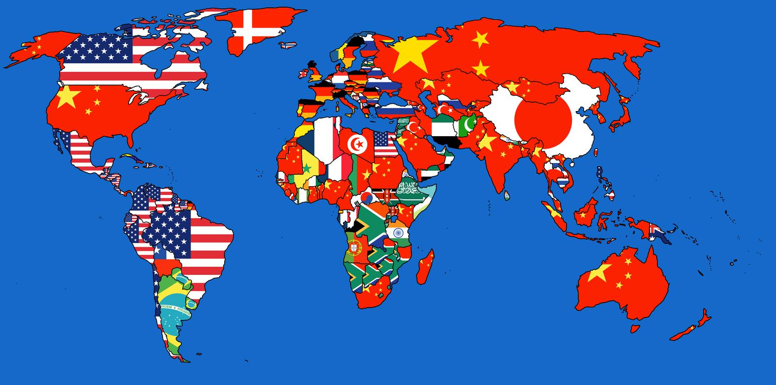 Myslíš si, že poznáš svet dobre? Tieto mapy ti ho ukážu inak a zaručene ťa prekvapia