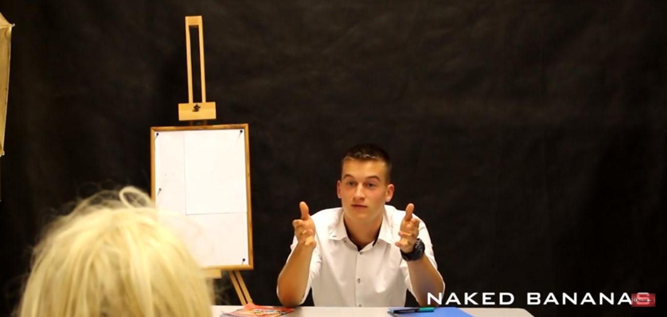 Typy učiteľov podľa Naked Bananas! Je tvoj učiteľ notorik, úchyl alebo zasadnutý?