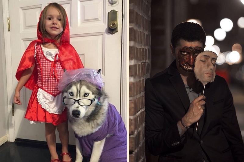 Halloween sa blíži, a tak ti na inšpiráciu prinášame výber tých najkreatívnejších masiek