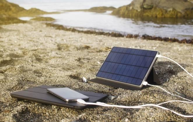 Prvá solárna USB-C nabíjačka na svete je čoskoro tu!