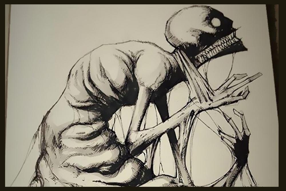 Takto vidí umelec duševné poruchy!