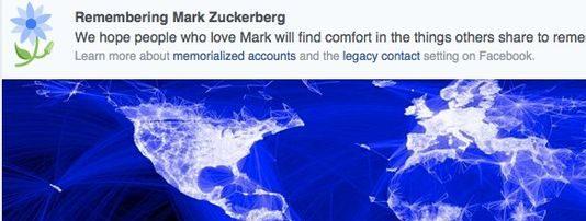 """Zombie na Facebooku?! Sociálna sieť kondolovala priateľom """"mŕtvych"""" užívateľov!"""