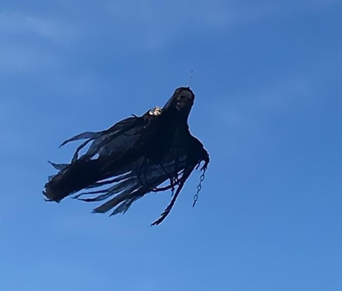 Dementor z Harryho Pottera lietal nad krajinou a desil ľudí!