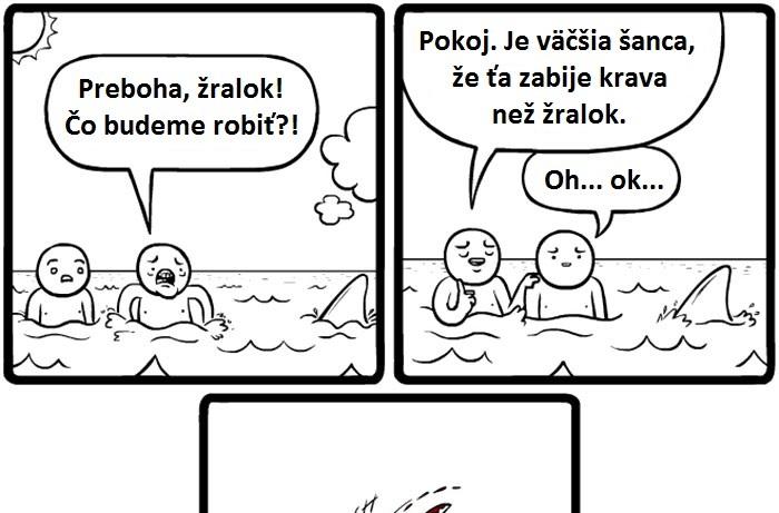 vtipné komiksy