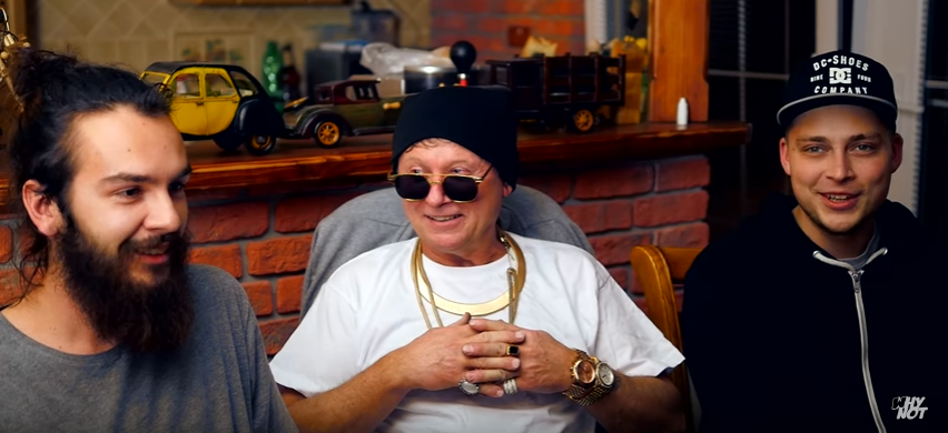 Why Not TV prichádzajú s vtipným videom, kde otec reaguje na slovenských rapperov!