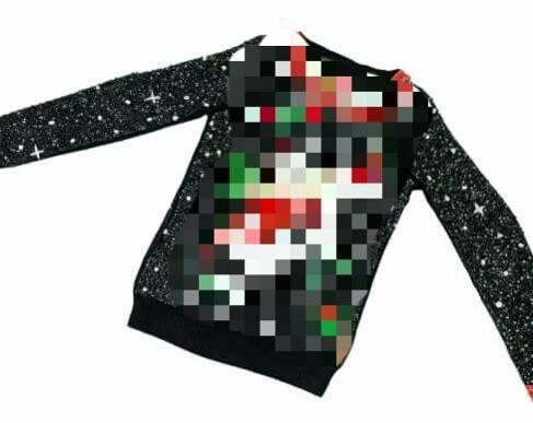Šialene drahý vianočný sveter! Tipni si jeho cenu