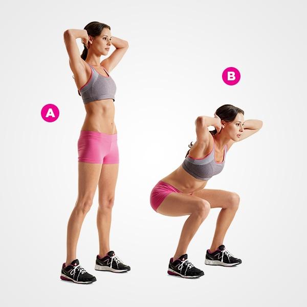 12 cvikov, vďaka ktorým budete mať chudší zadok a stehná